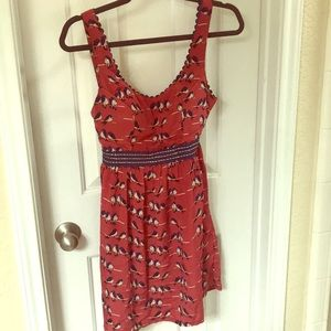 Judith March Tie Bird Dress